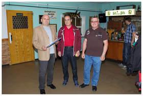 unsere Gäste …der Schützenverein Barchfeld gibt uns die Ehre …