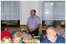 Grußansprache des Präsidenten ASV Schmalkalden und Fischereibeirats A. Erbe …