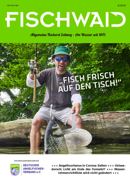 AFZ Fischwaid 03/2020 jetzt online