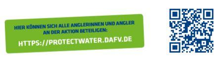 Mach mit! Angler handelt jetzt … eine Initiative des DAFV …